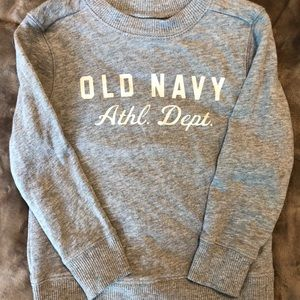 Old Navy Sweatshirt, Size 3T